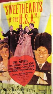 Best Music Movies of 1944 : Sweethearts of the U.S.A.