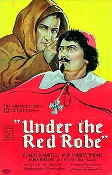 Best History Movies of 1923 : Under the Red Robe