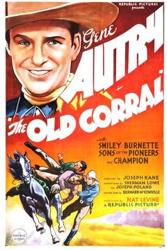 Best Western Movies of 1936 : The Old Corral