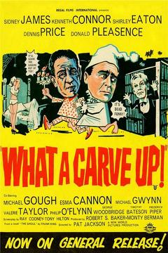 Best Mystery Movies of 1961 : What a Carve Up!