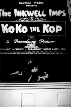 Best Animation Movies of 1927 : Ko-Ko the Kop