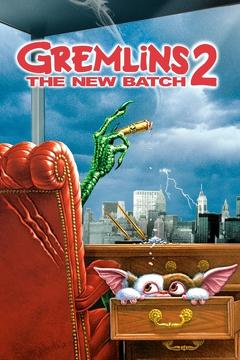 Best Comedy Movies of 1990 : Gremlins 2: The New Batch