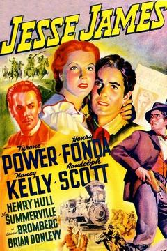 Best History Movies of 1939 : Jesse James