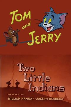 Best Animation Movies of 1953 : Two Little Indians