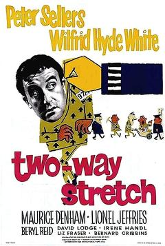 Best Comedy Movies of 1960 : Two Way Stretch