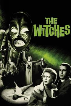 Best Horror Movies of 1966 : The Witches