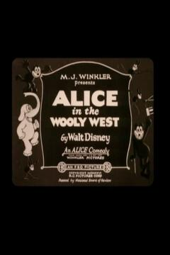 Best Animation Movies of 1926 : Alice in the Wooly West
