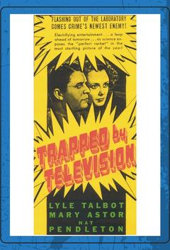 Best Science Fiction Movies of 1936 : Trapped by Television