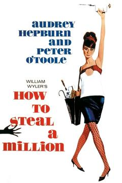 Best Crime Movies of 1966 : How to Steal a Million