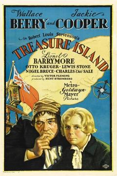 Best Adventure Movies of 1934 : Treasure Island
