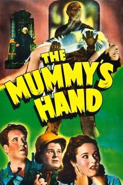 Best Horror Movies of 1940 : The Mummy's Hand