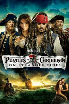 Best Fantasy Movies of 2011 : Pirates of the Caribbean: On Stranger Tides