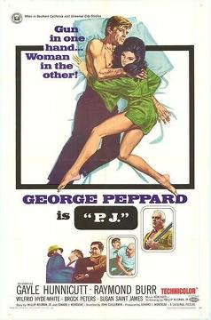 Best Action Movies of 1968 : P.J.