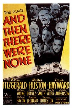 Best Crime Movies of 1945 : And Then There Were None