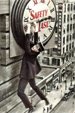 Best Comedy Movies of 1923 : Safety Last!