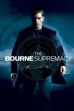 Best Drama Movies of 2004 : The Bourne Supremacy