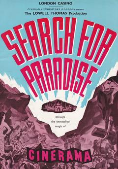 Best Documentary Movies of 1957 : Search for Paradise