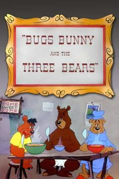 Best Animation Movies of 1944 : Bugs Bunny and the Three Bears