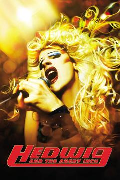 Best Comedy Movies of 2001 : Hedwig and the Angry Inch