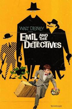 Best Action Movies of 1964 : Emil and the Detectives