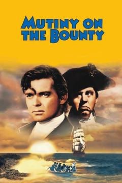 Best Drama Movies of 1935 : Mutiny on the Bounty