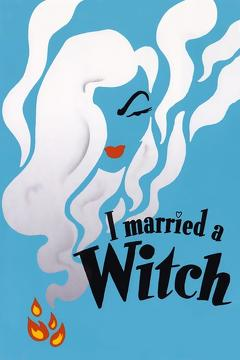 Best Fantasy Movies of 1942 : I Married a Witch