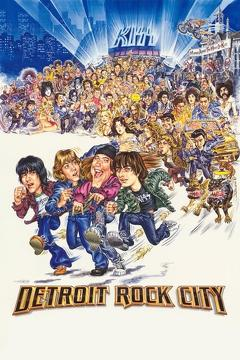 Best Music Movies of 1999 : Detroit Rock City