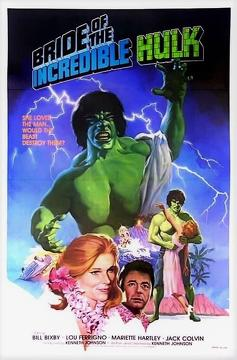 Best Tv Movie Movies of 1978 : Bride of the Incredible Hulk
