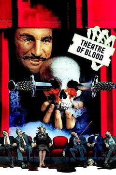 Best Horror Movies of 1973 : Theatre of Blood