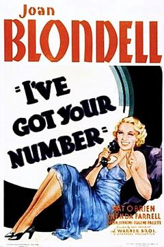 Best Romance Movies of 1934 : I've Got Your Number