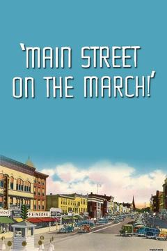 Best History Movies of 1941 : Main Street on the March!