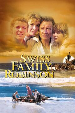 Best Adventure Movies of 1960 : Swiss Family Robinson