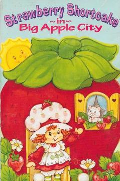 Best Animation Movies of 1981 : Strawberry Shortcake in Big Apple City