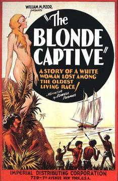 Best Action Movies of 1931 : The Blonde Captive