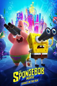 Best Family Movies of 2020 : The SpongeBob Movie: Sponge on the Run