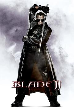 Best Action Movies of 2002 : Blade II