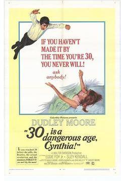 Best Romance Movies of 1968 : 30 Is a Dangerous Age, Cynthia!