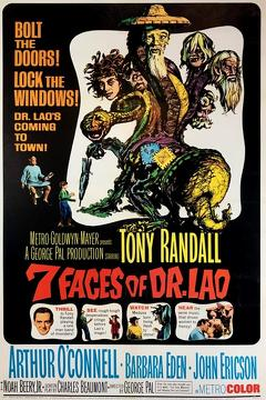 Best Family Movies of 1964 : 7 Faces of Dr. Lao