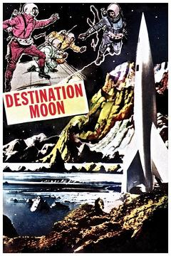 Best Adventure Movies of 1950 : Destination Moon