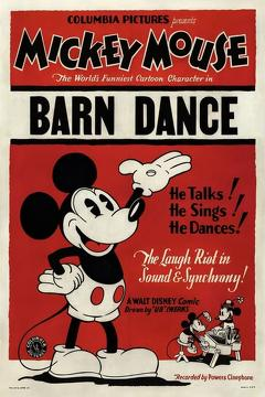 Best Animation Movies of 1929 : The Barn Dance