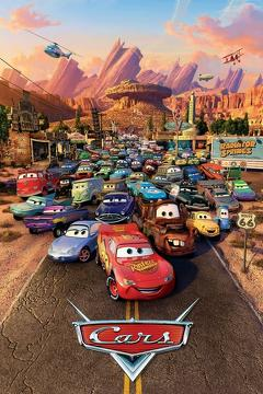 Best Family Movies of 2006 : Cars