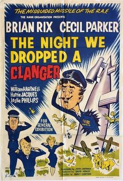 Best War Movies of 1959 : The Night We Dropped a Clanger