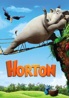 Best Fantasy Movies of 2008 : Horton Hears a Who!
