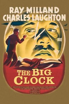 Best Thriller Movies of 1948 : The Big Clock