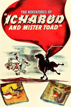 Best Horror Movies of 1949 : The Adventures of Ichabod and Mr. Toad