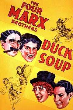 Best Comedy Movies of 1933 : Duck Soup
