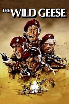 Best War Movies of 1978 : The Wild Geese