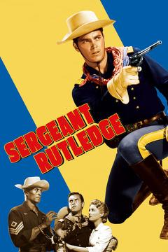 Best Crime Movies of 1960 : Sergeant Rutledge