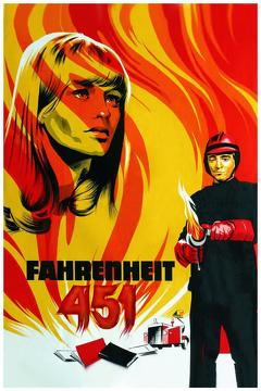 Best Drama Movies of 1966 : Fahrenheit 451