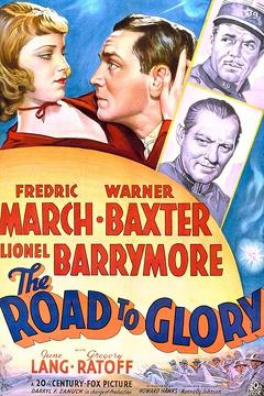 Best War Movies of 1936 : The Road to Glory